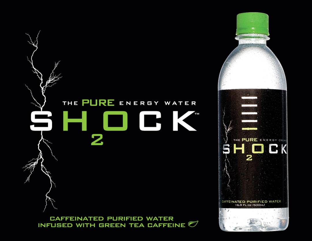 Shock H2O fitness water